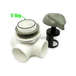 """2"""" Divertor valve large o ring"""