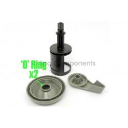 Divertor valve small o ring