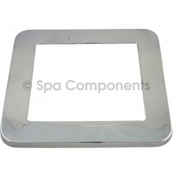 Trim plate - stainless