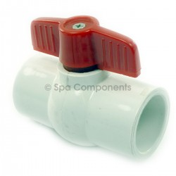 "Ball valve 1-1/2"""