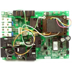 Hydroquip circuit board for CS-6xxx spa packs