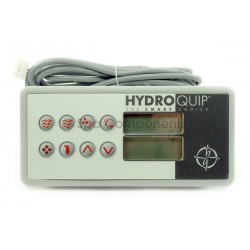Hydroquip 8 button control panel