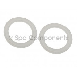 Heater O Ring Gaskets (pair) - Saratoga and Low Flow heaters ONLY