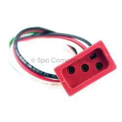 2 Speed Pump recepticle cord