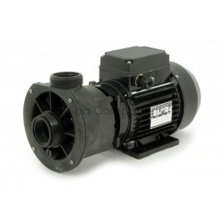 2hp Single Speed - Centre discharge