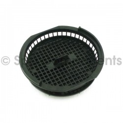 Waterway divertor plate basket