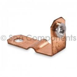 Balboa brass heater connector