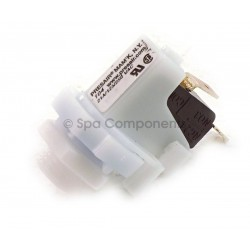 Pres Air heater switch