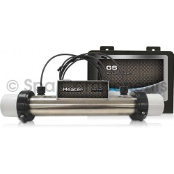 GS100 System - Pack and 2kw Heater