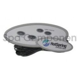 Hotspring 4 button auxiliary touchpad