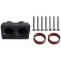 Watkins Hotspring Double Barrel Heater Manifold Kit