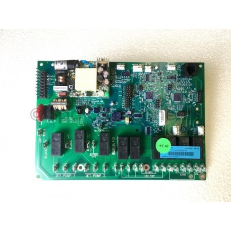 Hotsprings circuit board